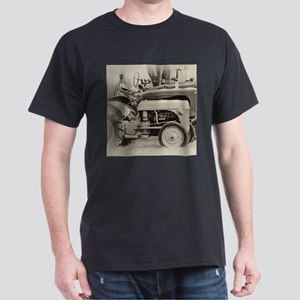 Rusty Tractor Dark T-Shirt