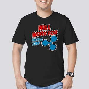 Will Work for XRP Ripple T-Shirt