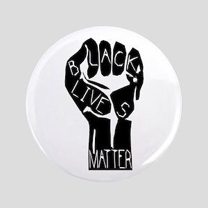 BLACK LIVES MATTER POWER Button