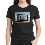 Surreal Elephant Desert Scene T-Shirt