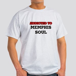 Addicted to Memphis Soul T-Shirt