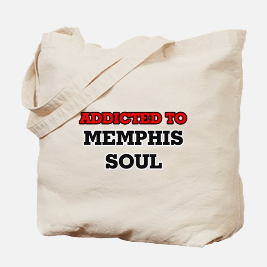 Addicted to Memphis Soul Tote Bag