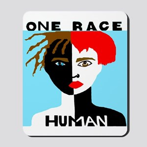Anti-Racism Mousepad