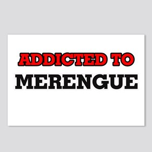Addicted to Merengue Postcards (Package of 8)
