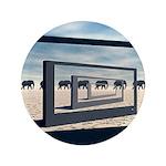 Surreal Elephant Desert Scene 3.5