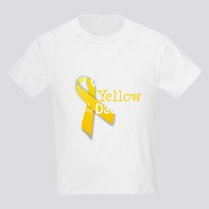trans_i_wear_yellow_for_my_dad_upda T-Shirt
