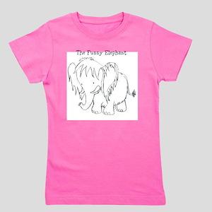 The Fuzzy Elephant T-Shirt