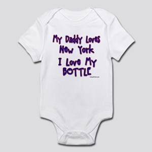 My Daddy Loves New York Infant Bodysuit