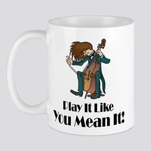 Play The Cello Mug