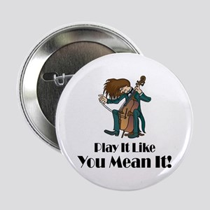 "Play The Cello 2.25"" Button"