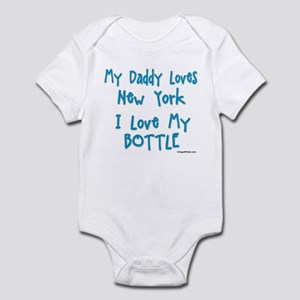 My Daddy Loves New York Infant Bodysuit
