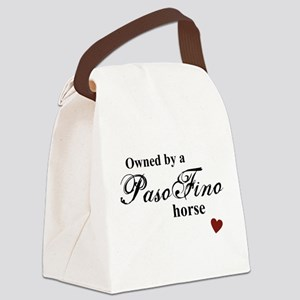 Paso Fino horse Canvas Lunch Bag