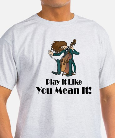 Play The Cello T-Shirt