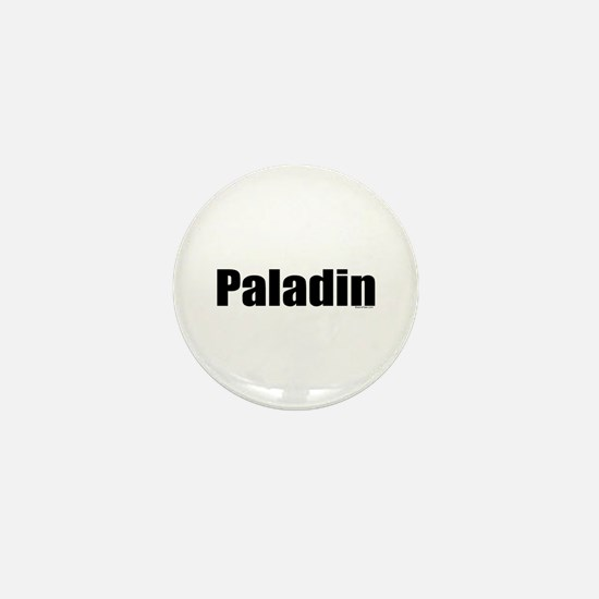 Paladin Mini Button