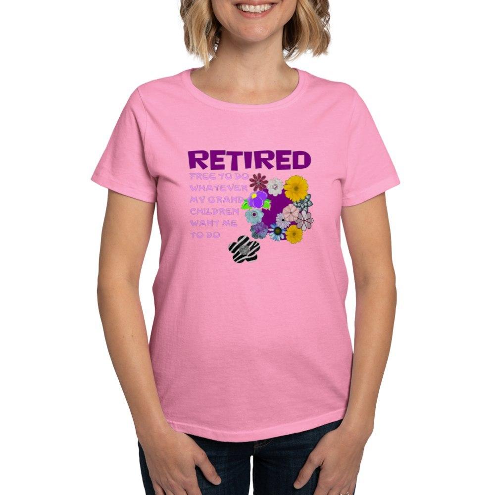 CafePress-Retired-T-Shirt-Women-039-s-Cotton-T-Shirt-1823657129 thumbnail 26