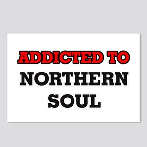 Addicted to Northern Soul Postcards (Package of 8)