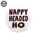 Nappy Headed Ho Hairy Design 3.5