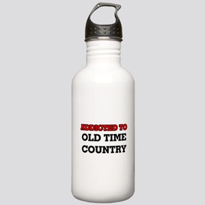 Addicted to Old Time C Stainless Water Bottle 1.0L