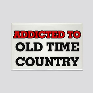 Addicted to Old Time Country Magnets