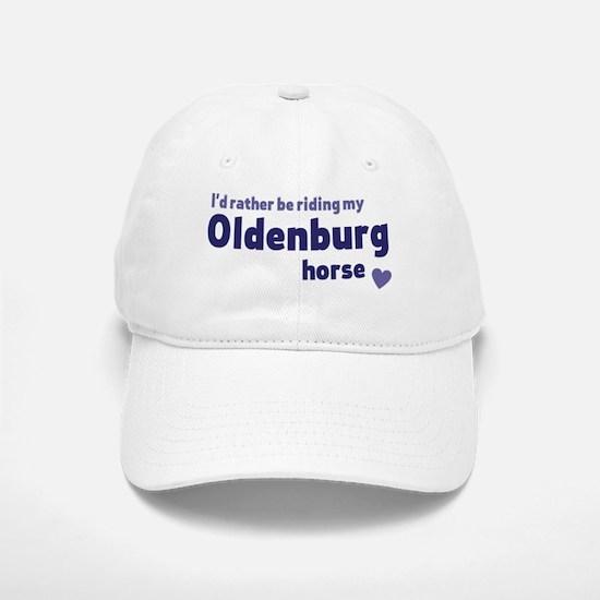 Oldenburg horse Hat