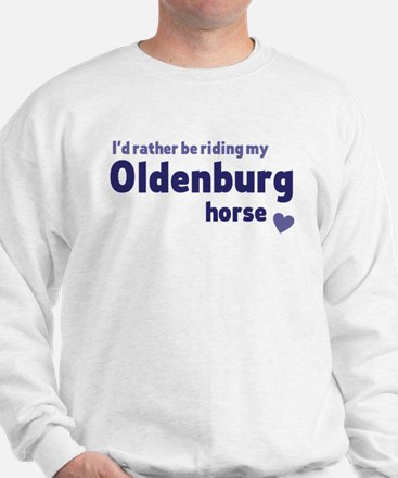 Oldenburg horse Sweater