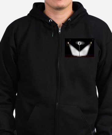 On Stage Zip Hoodie (dark)