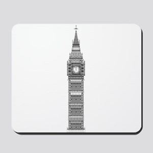 Big Ben at Midnight Mousepad