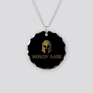 Molon Labe, Come and Take Them (camo version) Neck