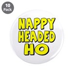 Nappy Headed Ho Yellow Design 3.5