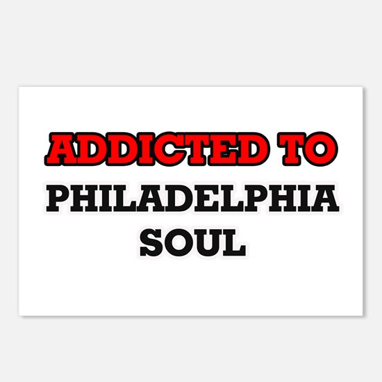 Addicted to Philadelphia Postcards (Package of 8)
