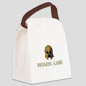 Molon Labe, Come and Take Them (camo version) Canv