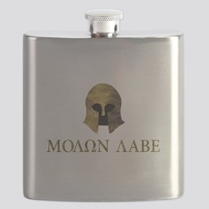 Molon Labe, Come and Take Them (camo version) Flas