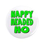 Nappy Headed Ho Green Design 3.5