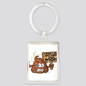 Poops Keychains