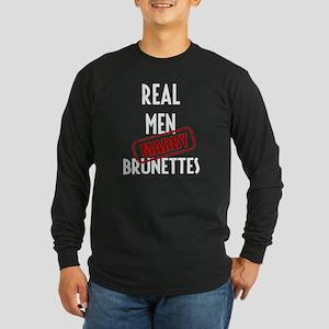 Brunettes Long Sleeve T-Shirt