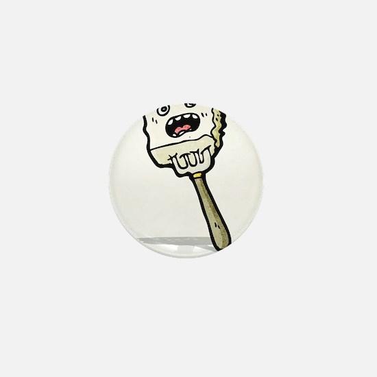 Tofu Never Screams Mini Button