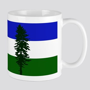 Flag of Cascadia Mugs