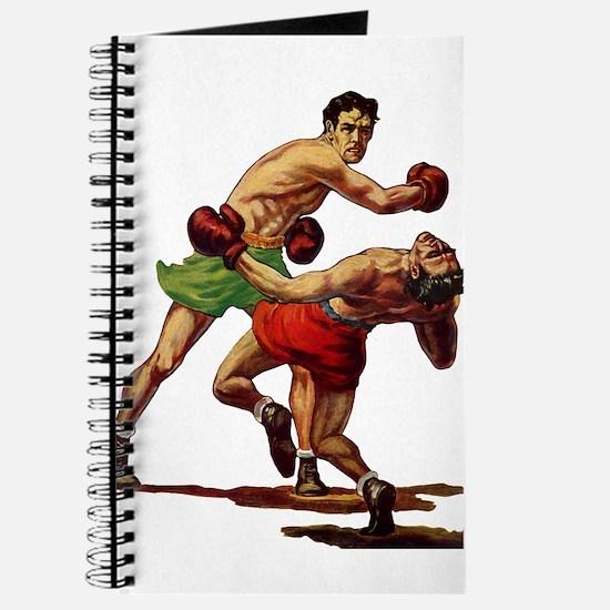 Vintage Sports Boxing Journal
