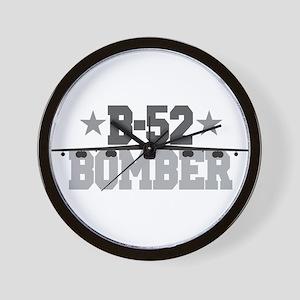 B-52 Aviation Wall Clock