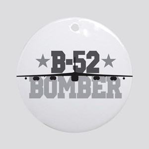 B-52 Aviation Ornament (Round)