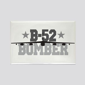 B-52 Aviation Rectangle Magnet