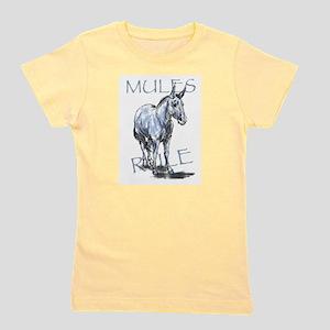 Mules Rule T-Shirt