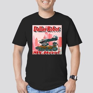Dallas Robot My Hero! T-Shirt
