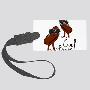 Cool Beans Large Luggage Tag