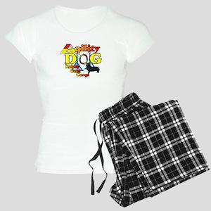 Pembroke Corgi Agility Women's Light Pajamas