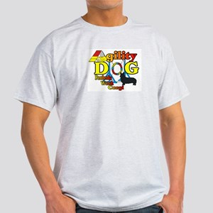 Pembroke Corgi Agility Light T-Shirt
