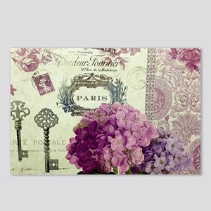 Letters from Paris Postcards (Package of 8)