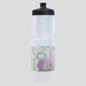 Letters from Paris Sports Bottle