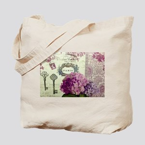 Letters from Paris Tote Bag