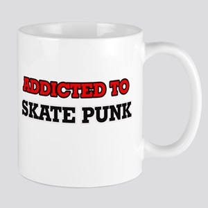 Addicted to Skate Punk Mugs